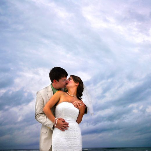 Wedding portrait photography