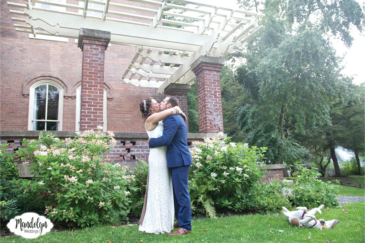 Montour Falls New York Wedding